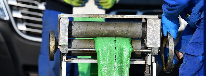 Super Kanalsanierung & Rohrsanierung mit Inliner - Lemberger Abwassertechnik @NW_41