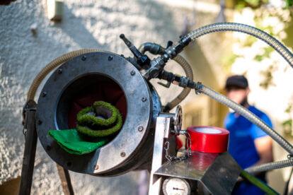 Brawoliner Inliner Kanalsanierung